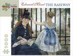 The Railway : 1000 Piece Artpiece Jigsaw Puzzle - Edouard Manet