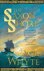 The Saxon Shore : The Camulod Chronicles - Jack Whyte