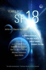 Year's Best SF 18 - David G Hartwell