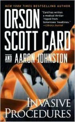 Invasive Proceedures - Orson Scott Card