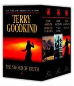 Sword of Truth, Boxed Set III, Books 7-9 : The Pillars of Creation, Naked Empire, Chainfire - Terry Goodkind