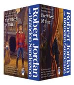 The Wheel of Time (Boxed Set IV) : Crossroads of Twilight, Knife of Dreams, Gathering Storm - Robert Jordan