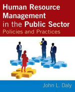 Human Resource Management in the Public Sector : Policies and Practices - Lee Roy Beach