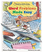Word Problems Made Easy - Rebecca Wingard-Nelson