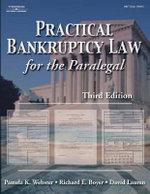 Practical Bankruptcy Law for Paralegals - Pamela Webster