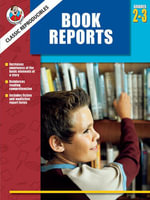 Book Reports, Grades 2 - 3 - Frank Schaffer Publications