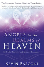 Angels in the Realms of Heaven : The Reality of Angelic Ministry Today - Kevin Basconi