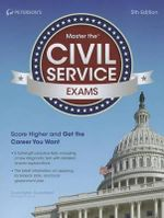 Master the Civil Service Exams : Confronting New Policies - Peterson's