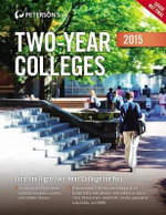 Two-Year Colleges 2015 - Peterson's