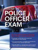 Master the Police Officer Exam - Peterson's