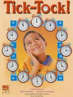 Big Math for Little Kids Kindergarten Classbook Book 4 Tick Tock 2003c : Big Math for Little Kids