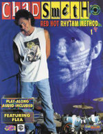 Chad Smith -- Red Hot Rhythm Method : Book & CD - Chad Smith