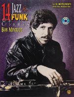 14 Jazz & Funk Etudes : For Bass Clef Instruments (Trombone, Electric Bass, String Bass, Tuba) - Bob Mintzer