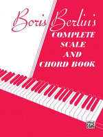 Complete Scale and Chord Book - Boris Berlin