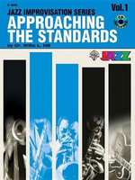 Approaching the Standards, Vol 1 : B-Flat, Book & CD - Willie Hill