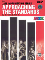 Approaching the Standards, Vol 2 : Book & CD [With CD] - Willie L., Jr. Hill