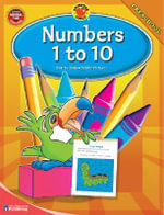 Brighter Child Numbers 1 to 10, Preschool : Brighter Child Workbooks Brighter Child Preschool Workbooks - School Specialty Publishing