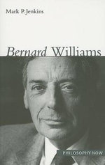Bernard Williams - Mark P Jenkins