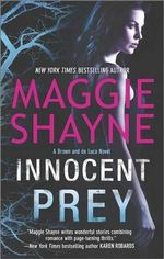 Innocent Prey : Brown and de Luca Novels - Maggie Shayne