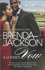 A Lover's Vow : Grangers - Brenda Jackson