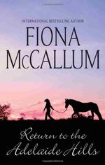 Return to the Adelaide Hills - Fiona McCallum