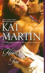 Heart of Fire - Kat Martin