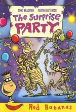 The Surprise Party - Tony Bradman