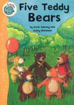 Five Teddy Bears - Anne Adeney