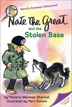 Nate the Great and the Stolen Base : Nate the Great Detective Stories (Prebound) - Marjorie Weinman Sharmat