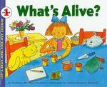 What's Alive? : Let's Read-And-Find-Out Science (Library) - Kathleen Weidner Zoehfeld