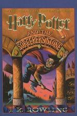 Harry Potter and the Sorcerer's Stone - J K Rowling