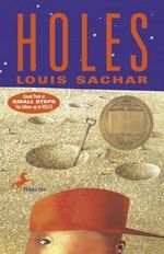 Holes : Yearling Newbery - Louis Sachar