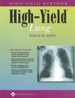 High-yield Lung - Ronald W. Dudek