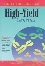 High-yield Genetics - Ronald W. Dudek