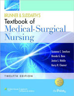 Brunner and Suddarth's Textbook of Medical-Surgical Nursing : In One Volume - Suzanne C. Smeltzer