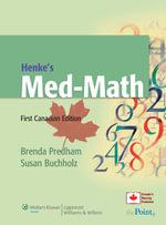 Henke's Med-math - Brenda Predham
