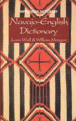 Navajo-English Dictionary - Leon Wall