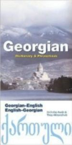 Georgian-English/English-Georgian Dictionary and Phrasebook : Revised Edition - Nicholas Awde