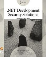 NET Development Security Solutions - John Paul Mueller