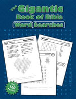The Gigantic Book of Bible Word Searches - Publishing Standard