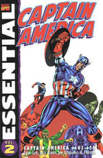 Essential Captain America : v. 2 - Stan Lee