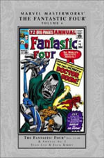 Marvel Masterworks : Fantastic Four - Volume 4 - Marvel Comics