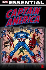 Essential Captain America : v. 3 - Stan Lee