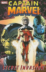 Secret Invasion : Captain Marvel - Brian Reed