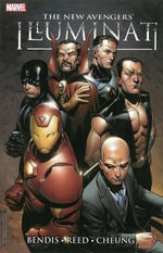 New Avengers : Illuminati - Brian Reed
