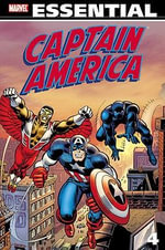 Essential Captain America : Captain America #157-186 Vol. 4 - Steve Englehart