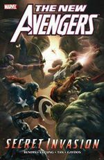 The New Avengers : Secret Invasion : Book 2 - Brian Michael Bendis