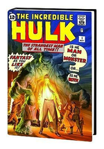 The Incredible Hulk Omnibus : Ross Variant v. 1 - Stan Lee