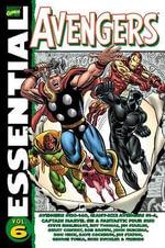 Essential Avengers : Vol. 6 - Steve Englehart