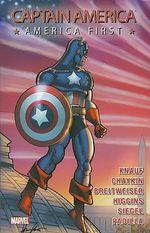 Captain America : America First - Ed Brubaker